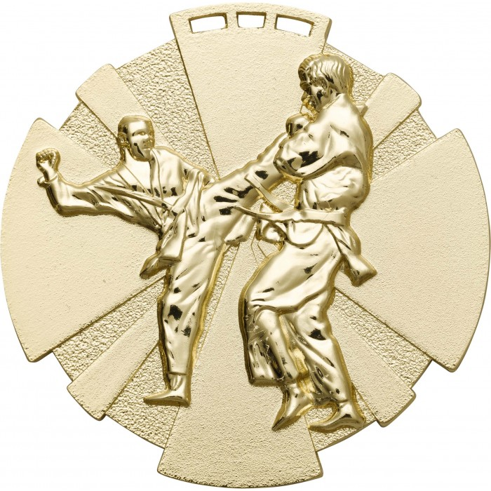GOLD/SILVER/BRONZE 80MM SPA MEDAL